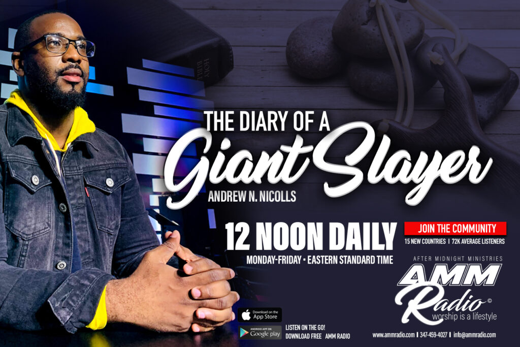 AMMRADIOdiary of a Giant Slayerfl